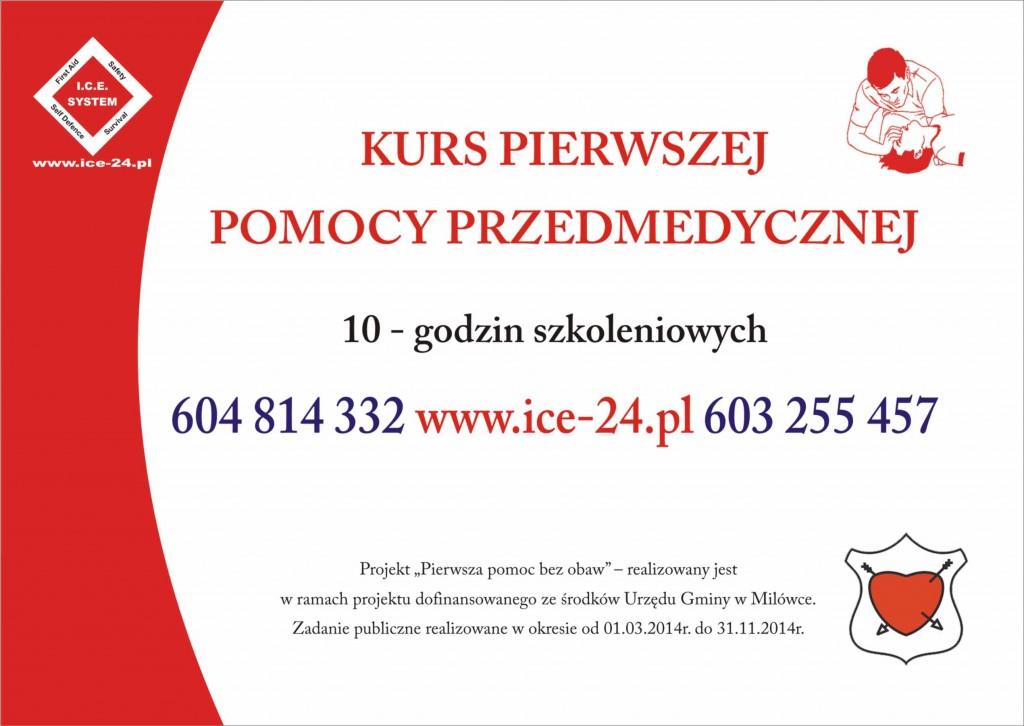 nowy plakat Milówka